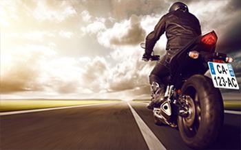 Plaques immatriculation motos