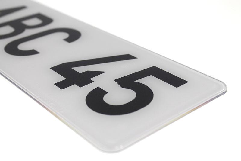 Plaque 4x4 pvc 520x110